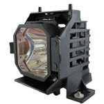 <b>Hybrid Brand</b> EPSON EMP-835P replacement lamp - 180 Day Warranty