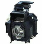 <b>Hybrid Brand</b> EPSON V13H010L33 replacement lamp - 180 Day Warranty