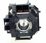<b>Genuine EPSON Brand</b> EPSON EMP-400W replacement lamp