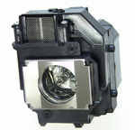<b>Hybrid Brand</b> EPSON EB-S72 replacement lamp - 180 Day Warranty