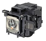 <b>Hybrid Brand</b> EPSON PowerLite X24+ replacement lamp - 180 Day Warranty