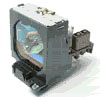 <b>Hybrid Brand</b> ASK C65 replacement lamp - 180 Day Warranty