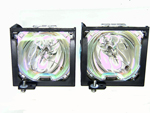 <b>Genuine BARCO Brand</b> BARCO 4000 SERIES (TWO PACK LAMP) replacement lamp