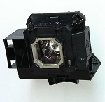 NEC NP16LP Projector Lamp with original Ushio bulb inside