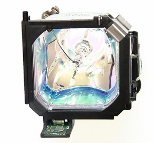 <b>Hybrid Brand</b> EPSON EMP-710C replacement lamp - 180 Day Warranty