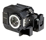 <b>Hybrid Brand</b> EPSON EMP-84 replacement lamp - 180 Day Warranty