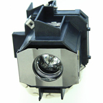 <b>Hybrid Brand</b> EPSON V13H010L35˜ replacement lamp - 180 Day Warranty