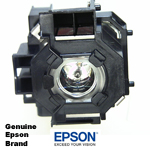 <b>Genuine EPSON Brand</b> EPSON V13H010L42 replacement lamp