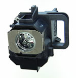 <b>Genuine EPSON Brand</b> EPSON EMP-TW3800 replacement lamp