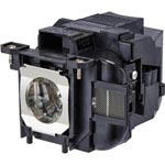 <b>Genuine EPSON Brand</b> EPSON EB-530 replacement lamp