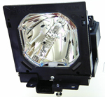 <b>Hybrid Brand</b> EIKI 610 301 6047 replacement lamp - 180 Day Warranty