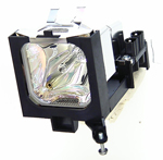 <b>Genuine EIKI Brand</b> EIKI LCSD10D replacement lamp