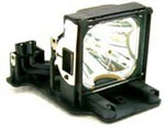 <b>Hybrid Brand</b> ASK C40 replacement lamp - 180 Day Warranty