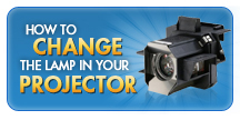 How To Install A Projector Lamp