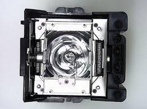 <b>Hybrid Brand</b> BARCO RLM W8 replacement lamp - 180 Day Warranty
