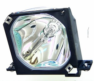 <b>Genuine EPSON Brand</b> EPSON ELPLP08 replacement lamp