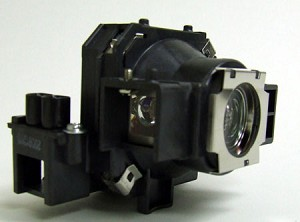 <b>Genuine EPSON Brand</b> EPSON 732C replacement lamp