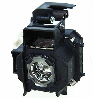 <b>Genuine EPSON Brand</b> EPSON ELPLP33 replacement lamp