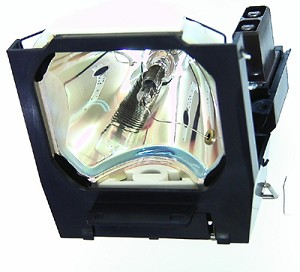 <b>Genuine MITSUBISHI Brand</b> MITSUBISHI LVP-X120 replacement lamp
